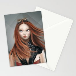 Ignatia (elementals) Stationery Cards