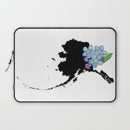 Alaska Silhouette Laptop Sleeve