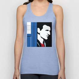 The 9th Doctor Unisex Tank Top