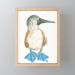 Just One Framed Mini Art Print