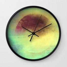 Circle Composition III Wall Clock