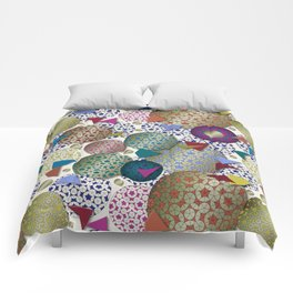 Penrose Tiling Inspiration Comforters