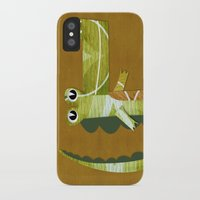 coco iPhone & iPod Cases featuring Coco by Happy Tao