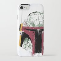 boba iPhone & iPod Cases featuring Boba by Purple Cactus