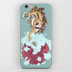 Space Stegosaurus  iPhone & iPod Skin