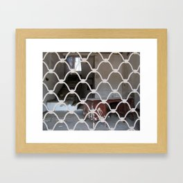 Forgotten Space Framed Art Print