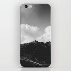 Lone Sheep on a Hill iPhone & iPod Skin