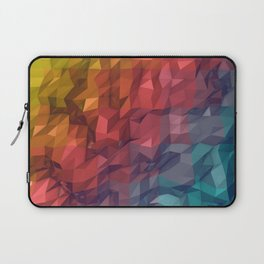 Poly Colours  Laptop Sleeve