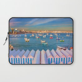 Cascais Summer Laptop Sleeve