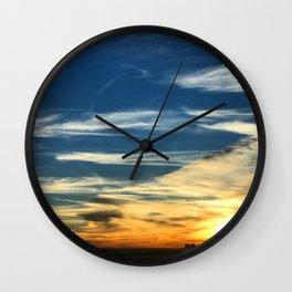 GENOA Wall Clock