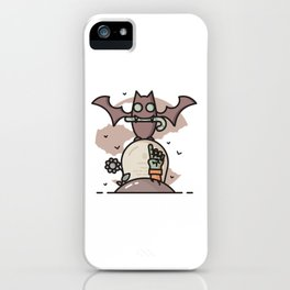 Candy giver iPhone Case