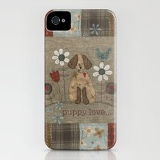 A Dog's Life Slim Case iPhone (4, 4s)