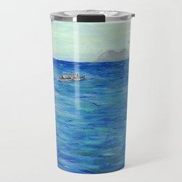 Old Hawaii 3 of 3 Travel Mug