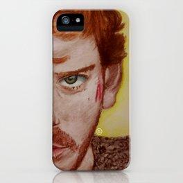 Hotspur iPhone Case