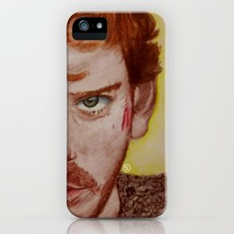 Hotspur iPhone Case