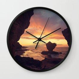 Thunder Cove Wall Clock