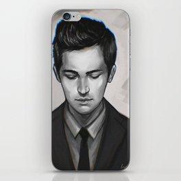 tj iPhone Skin