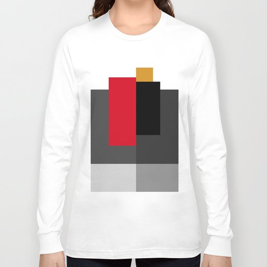 rectangles2 Long Sleeve T-shirt