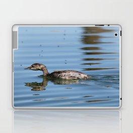Eared Grebe Laptop & iPad Skin