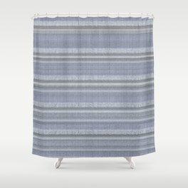 Soft Gray Fashion Print 743 Shower Curtain
