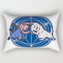 Fullmetal Fusion Ha! Rectangular Pillow
