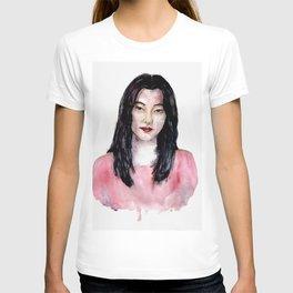 Korean girl T-shirt