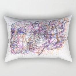 Titular Tri-View Rectangular Pillow