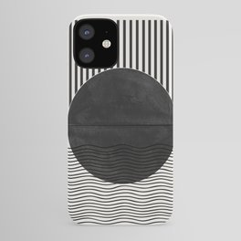 Abstract Modern  iPhone Case