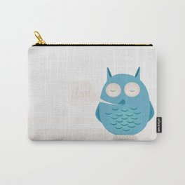 That was a hoot! Carry-All Pouch