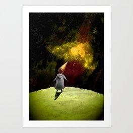 To Seek A Thousand Suns Art Print
