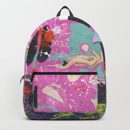 ABSTRACT MOUNTAINOUS Backpack