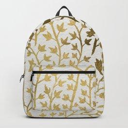 Gold Ivy Backpack