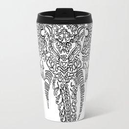 The Elephant Mask Travel Mug
