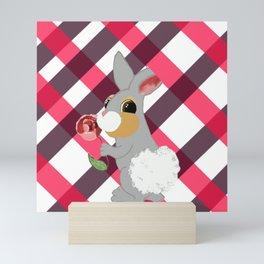 Thumper-Roo Mini Art Print