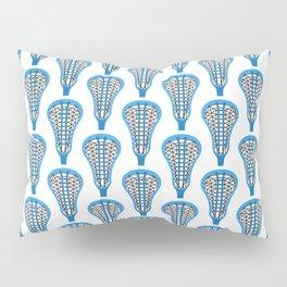 Girls'/Women's Lacrosse Sticks - Blue Pillow Sham