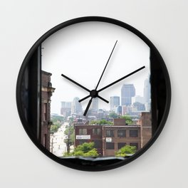 Sonder Wall Clock