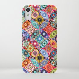 Moroccan bazaar iPhone Case