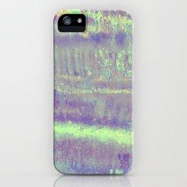 Mermaid metallic iPhone Case