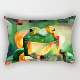 Ree Deep Rock Rectangular Pillow