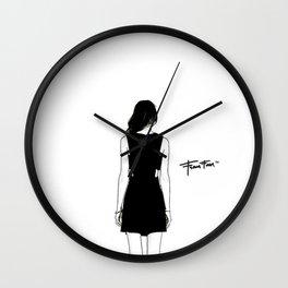 """""""Sherendipia"""" Wall Clock"""