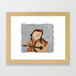Hermigo Framed Art Print