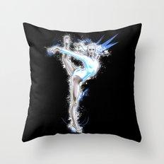 Nastia Liukin Throw Pillow
