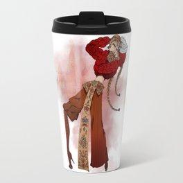 Red Moscow Travel Mug