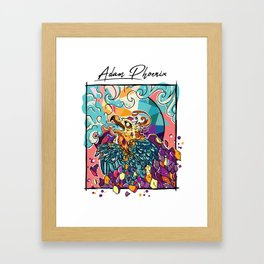Adam Phoenix Framed Art Print