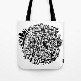 Doodleball Tote Bag