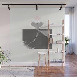 """ Flacon Noir "" Wall Mural"