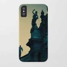 Rooftops iPhone X Slim Case