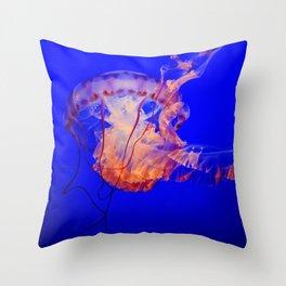 Jelly Dance Throw Pillow