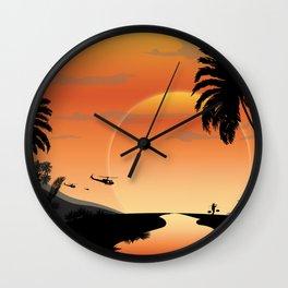 NAM 1 Wall Clock