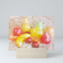 Last Supper (Dessert) Still Life Mini Art Print
